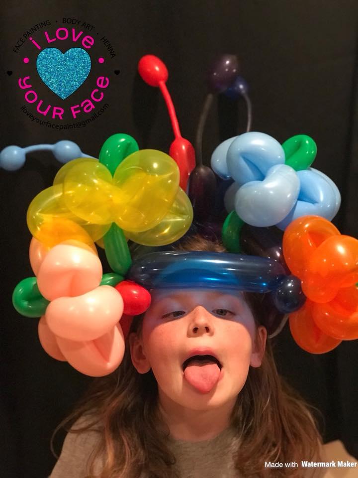 Balloon Contest 5-min